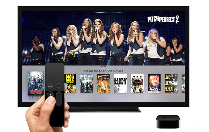Apple wants to Offer 4K Content for new Apple TV at HD