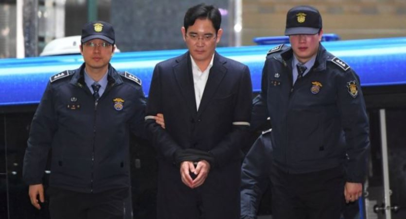1AF X99 LEE SENTENCED TO FIVE YEARS
