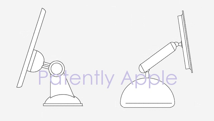 1AF X99 IPAD STANDS AND DESKTOP WITH FORCE TOUCH