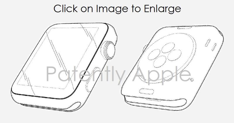 4af apple watch design patent