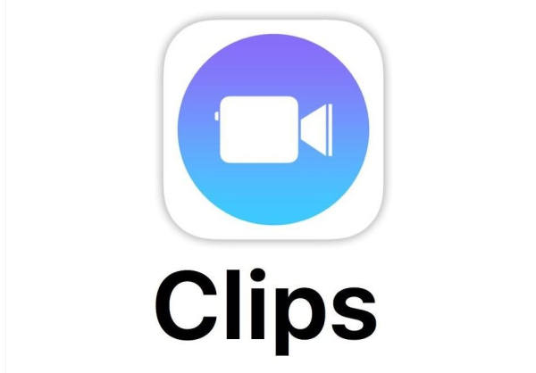 how to use apple clips app