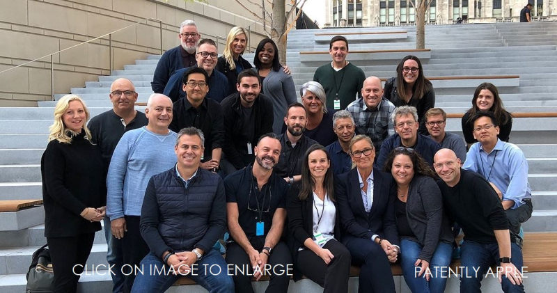 6 X michigan avenue store team with angela ahrendts svp retail
