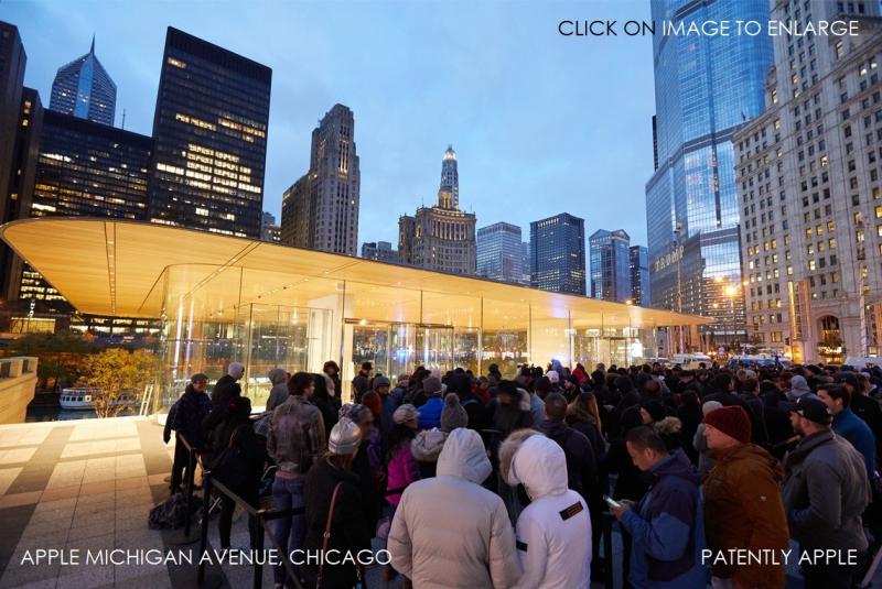 2 chicago apple store
