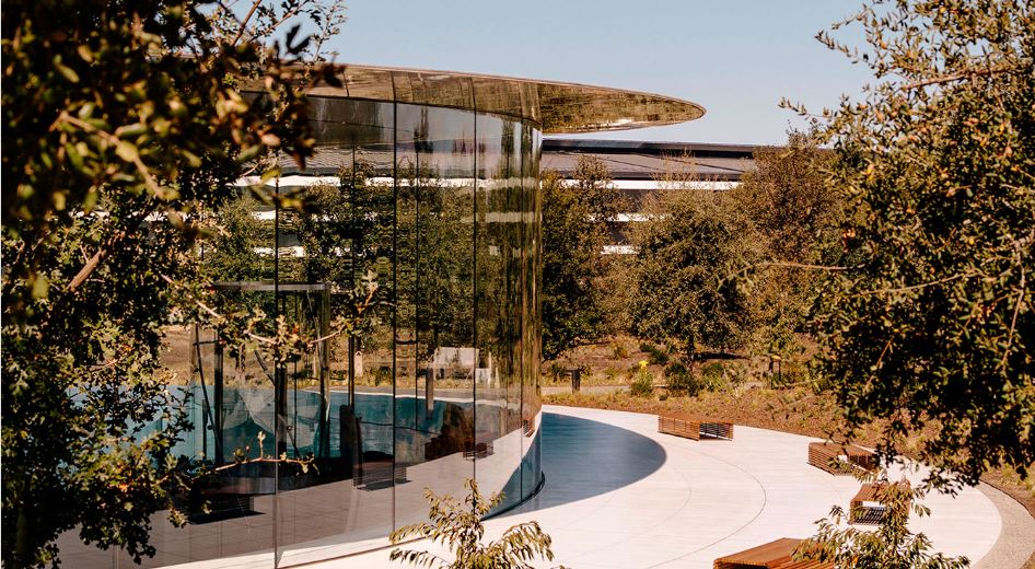 photo image Apple's Chief Designer Interviewed by Wallpaper Magazine about Apple Park, the Steve Jobs Theater & Pushing Technology
