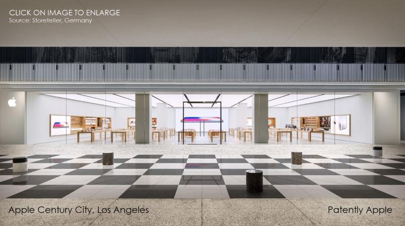 2 Apple Century City  LA