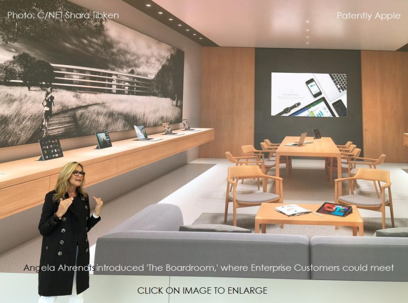 2AF ANGELA AHRENDTS APPLE RETAIL - NEW COMPONENTS MAY 2017