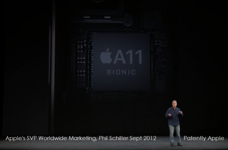 2 A11 BIONIC CHIP  SEPT 12  2017