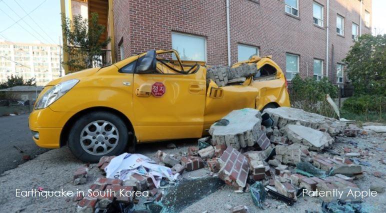 1 X earthquack in pohang s korea