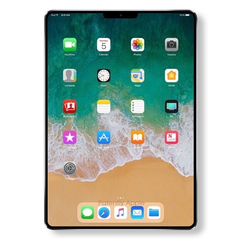 2 ipad WITH NOTCH