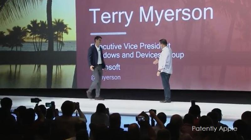 5 microsoft Terry Myerson