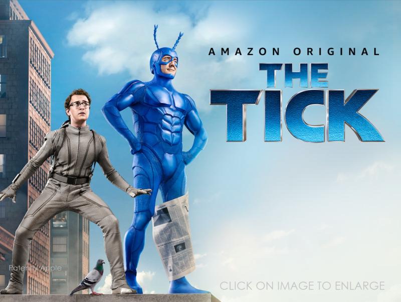 3 apple TV Amazon Prime-The-Tick