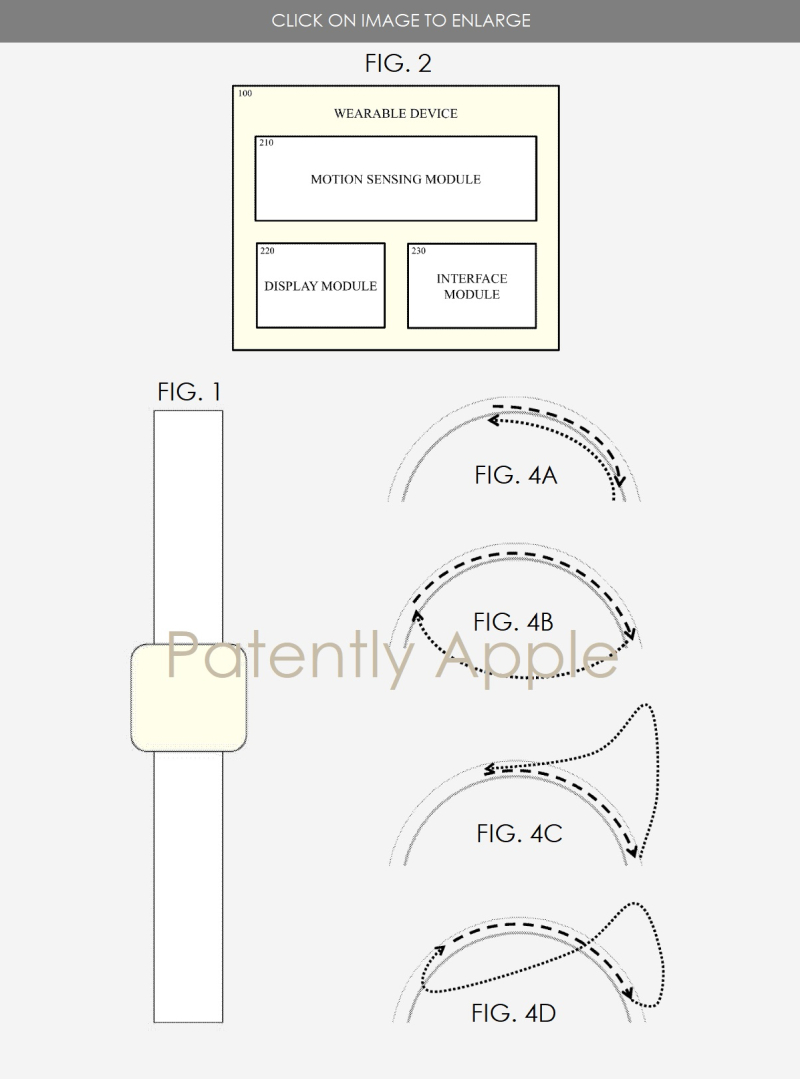 2 ADVANCED APPLE WATCH PATENT FOR WHEELCHAIR ATHLETICS