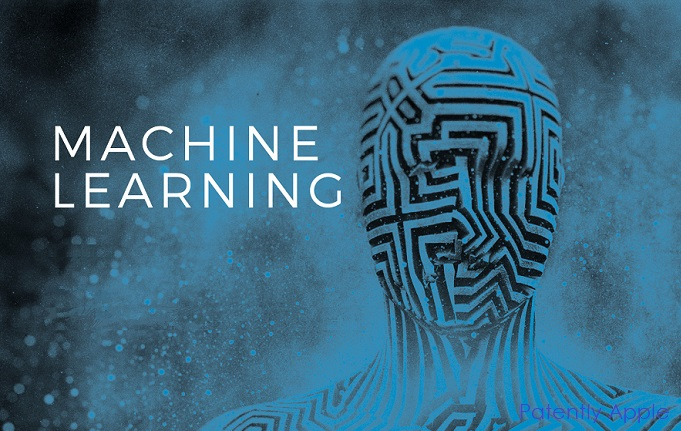 1 COVER APPLE MACHINE LEARNING 2017 NOV PATENTLY APPLE