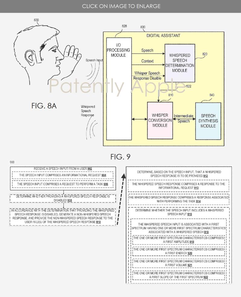 2 Siri Whisper patent 2