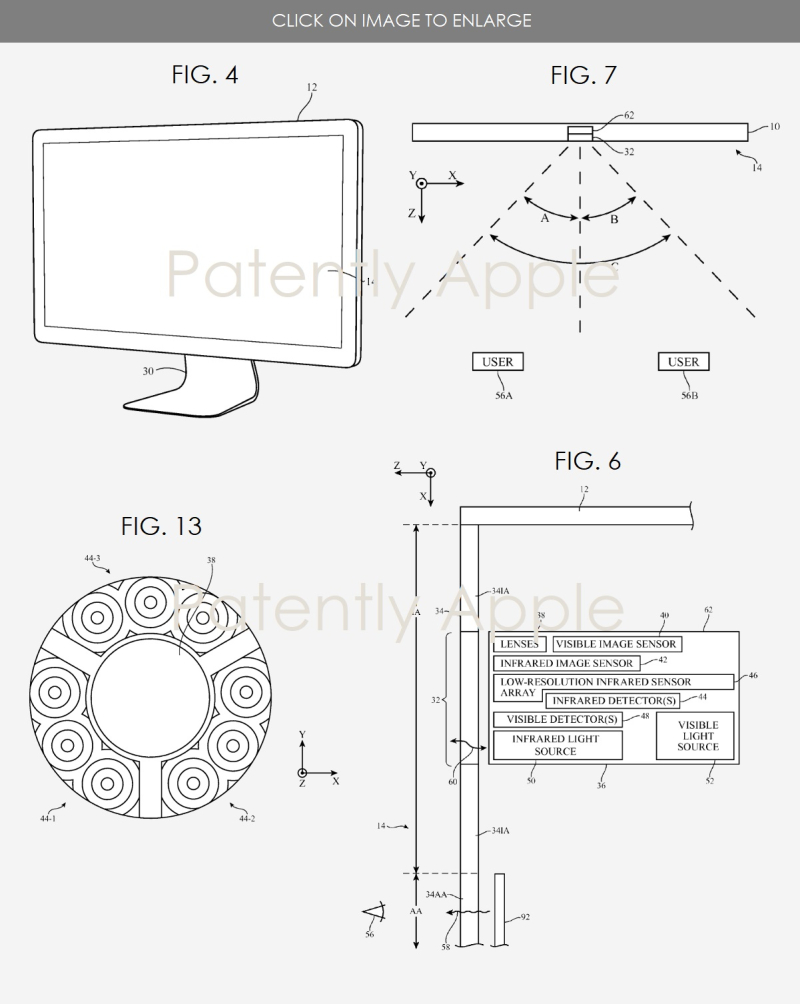 2 infrared apple patent