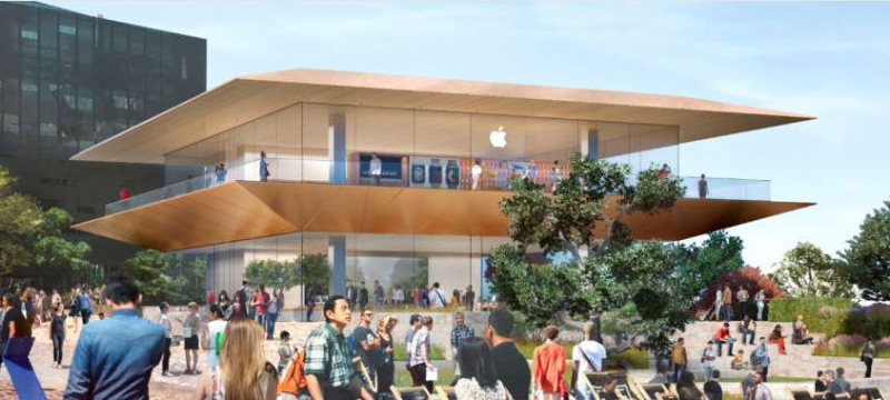 1 COVER APPLE STORE FEDERATION SQUARE 2020