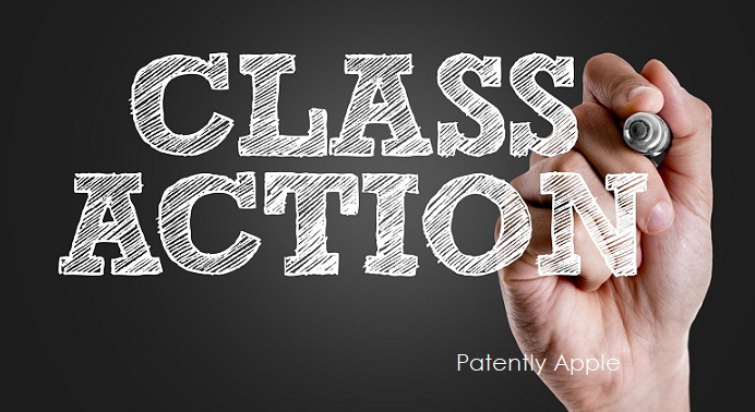 1 COVER class action against Apple  purposely slowing iPhones - Copy