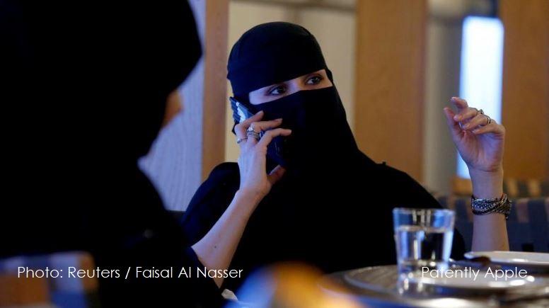 2 Sauidi citizens love social media