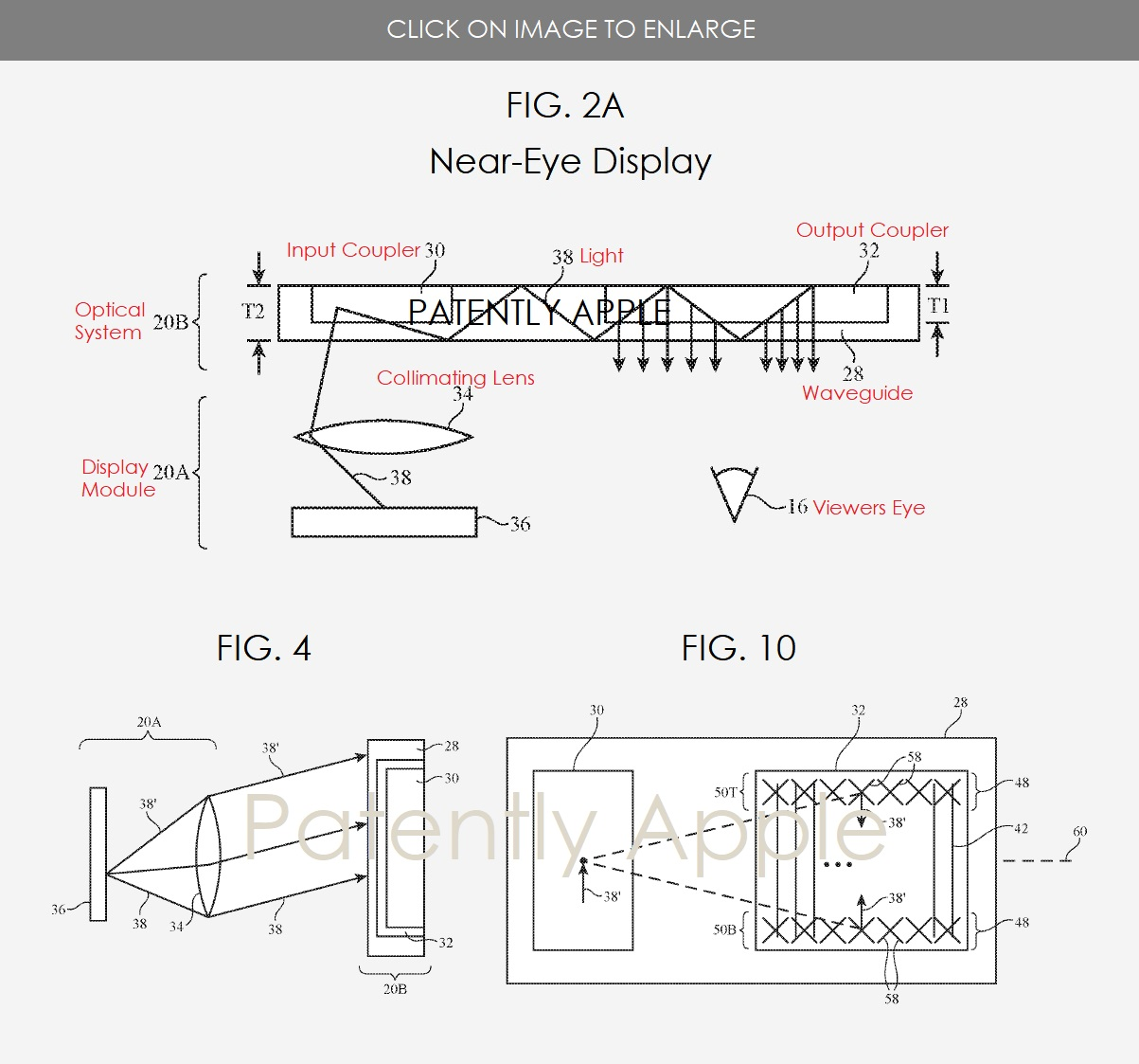 9916369586f7 A Major Apple Patent published in Europe this week Covers Near-Eye ...