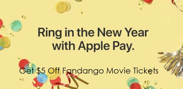 1 cover fandango and Apple Pay