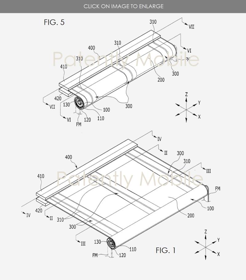 4 samsung scrollable form factor smartphones +