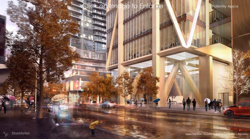 3 Future Apple store in Toronto