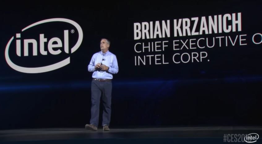 photo image Intel's CEO downplayed Meltdown and Spectre issue during his CES Keynote, but Microsoft Confesses Patch will Slow PC's