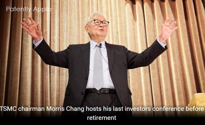 1 X cover tsmc chairman morris change jan 19  2018