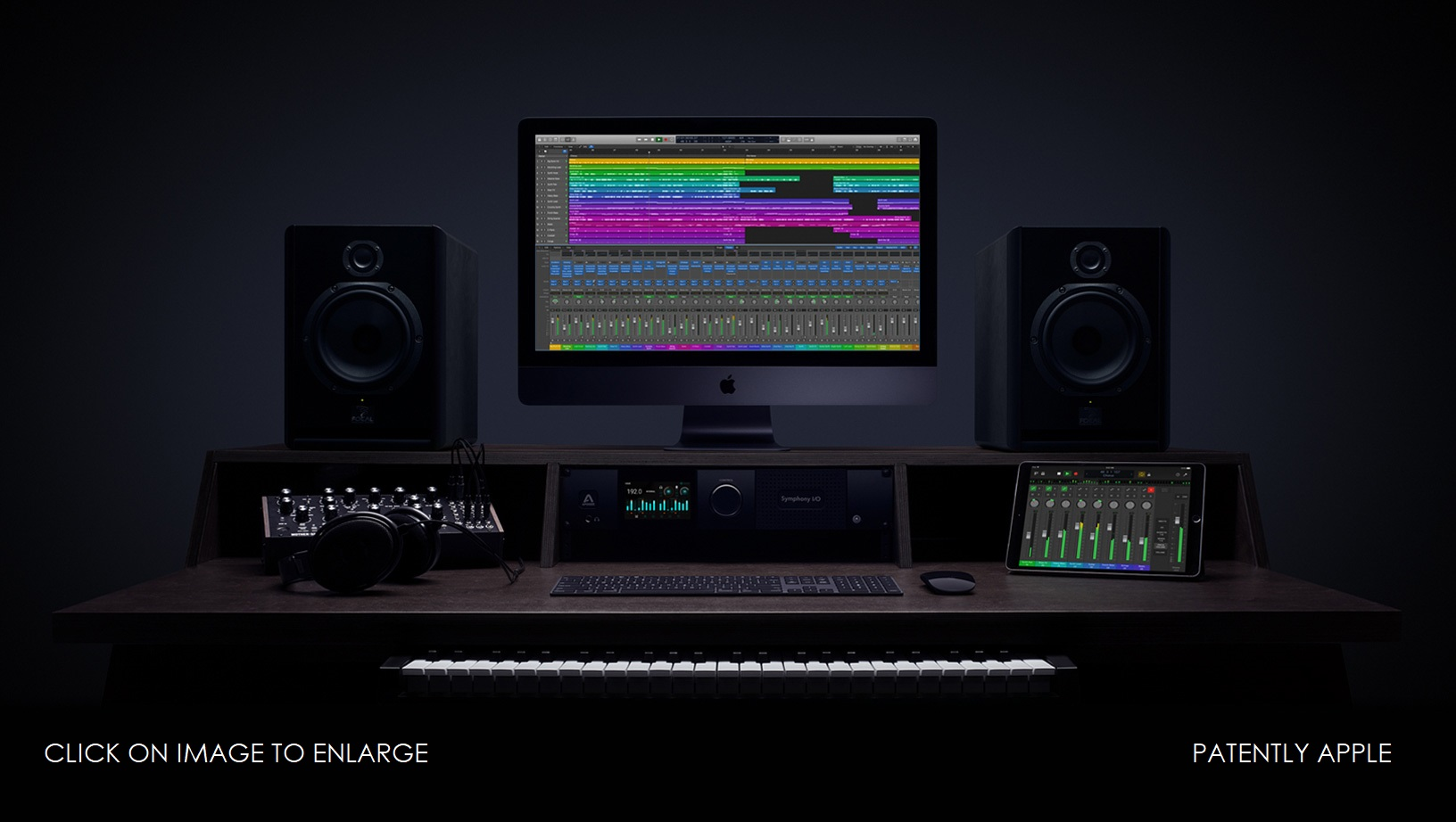 Existing Customers get to download Apple's Logic Pro X