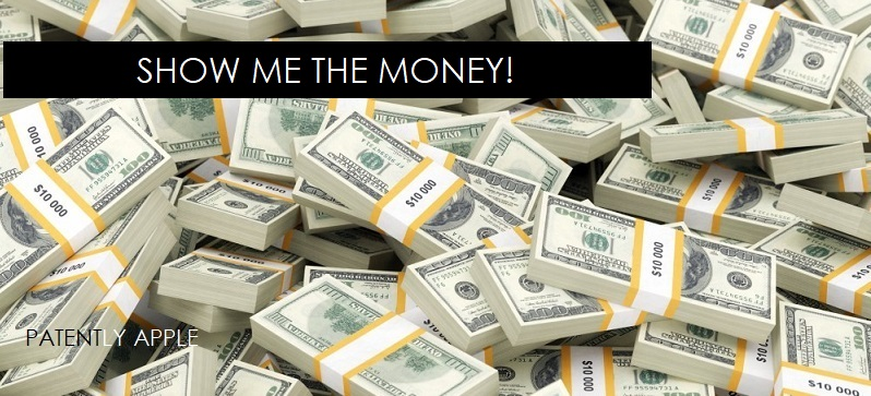 1 cover Apple Cash Pile show me the money