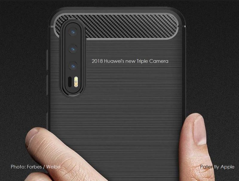 2 Huawei tripple camera