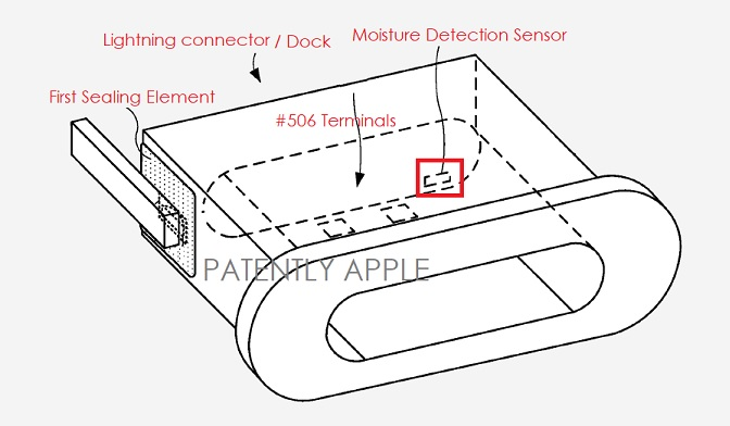 Apple files Patent Describing a new Water Resistant Coating Process and other Waterproofing Modifications