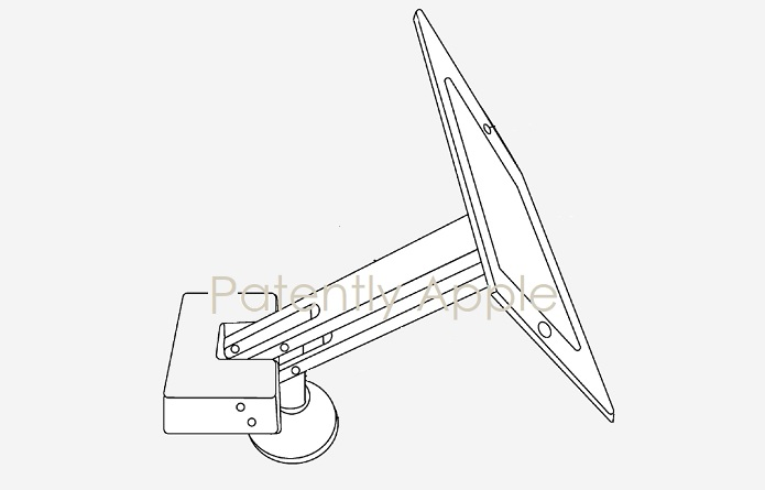 1 Cover iPad stand maximum flexibility for movement