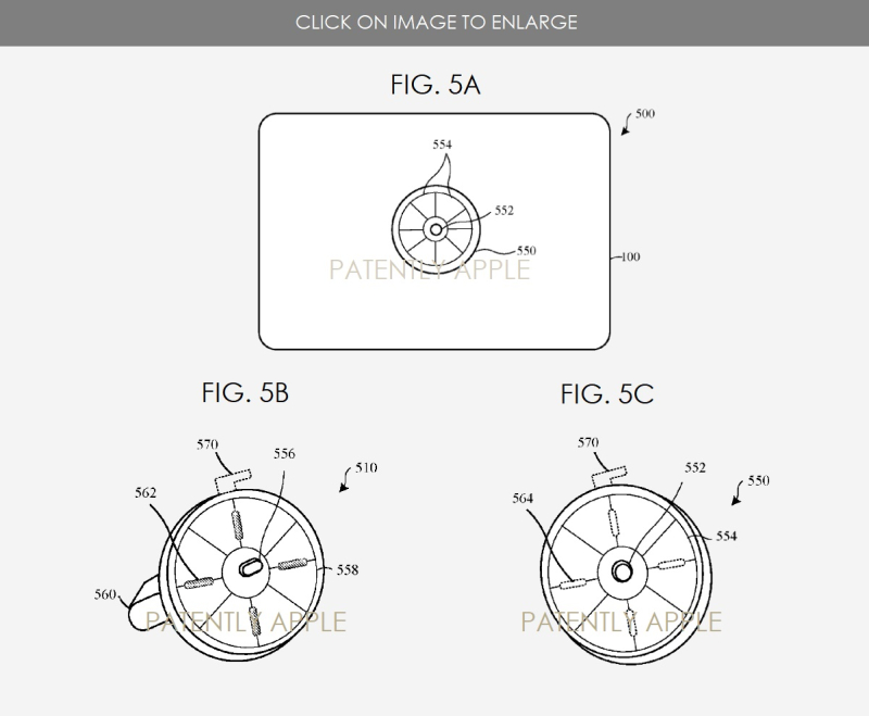 4 Apple ipad stand accessory patent