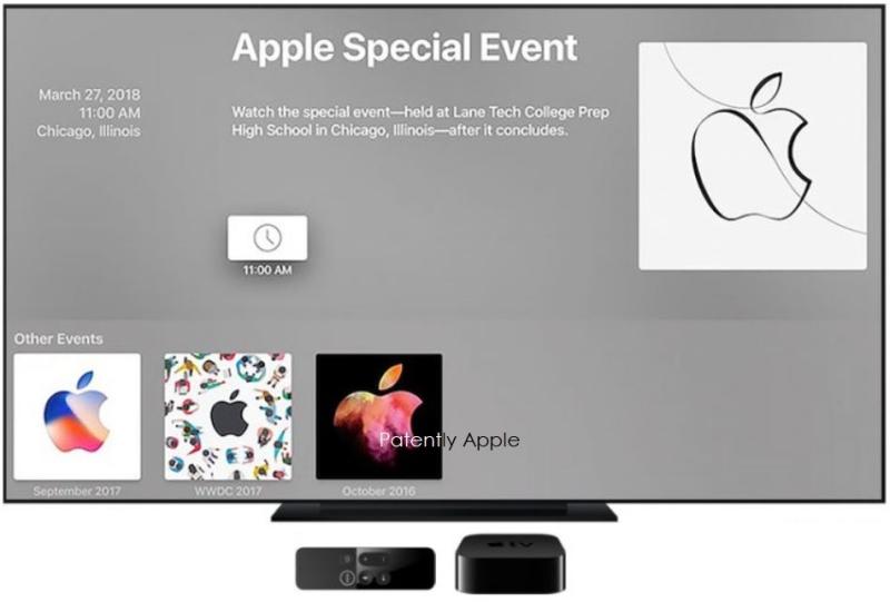 2 X apple event