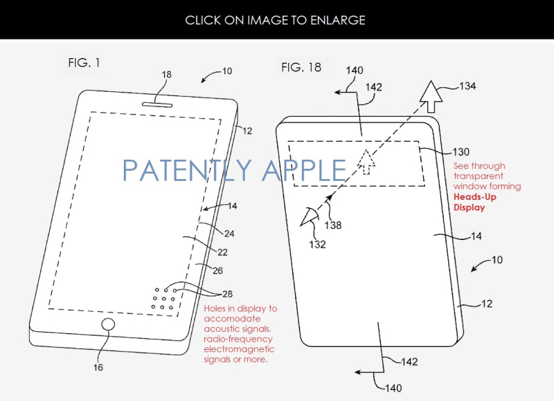 3 Apple partial windown iphone for AR