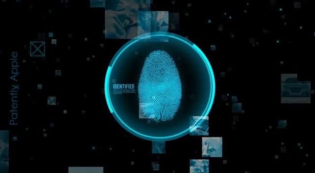 1 X COVER fingerprint scanning