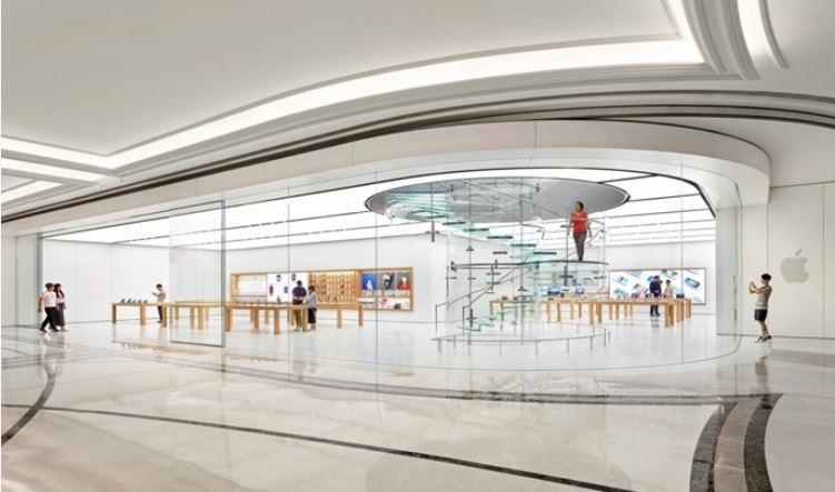 1 x apple store Macau #1