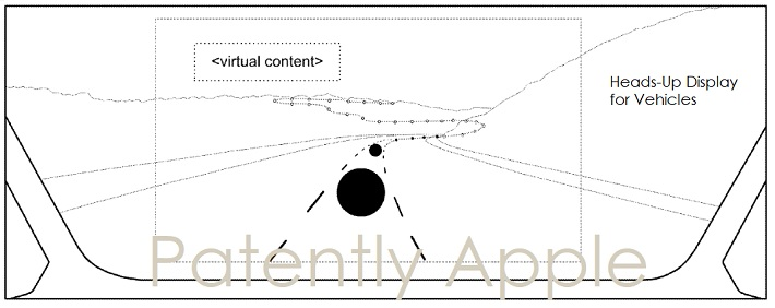 1 cover Apple heads-up display and system patent ++