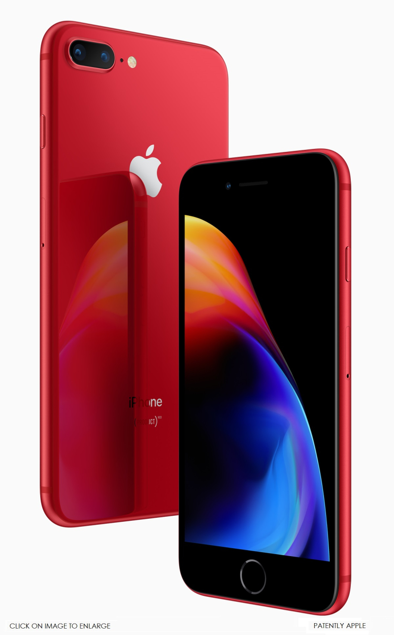 4 - iPhone8 PRODUCT-RED