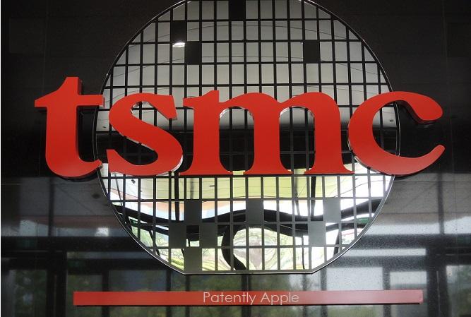 1 X COVER tsmc logo