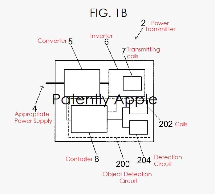 3 PowerbyProxi patent  apple patent fig. 1b