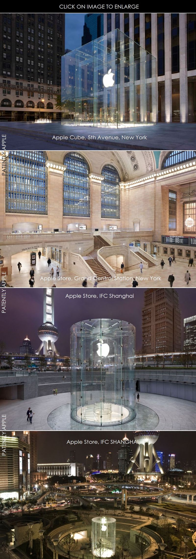 4AF 100 - APPLE STORE COLLECTION ECKERSLEY OCALLAGHAN