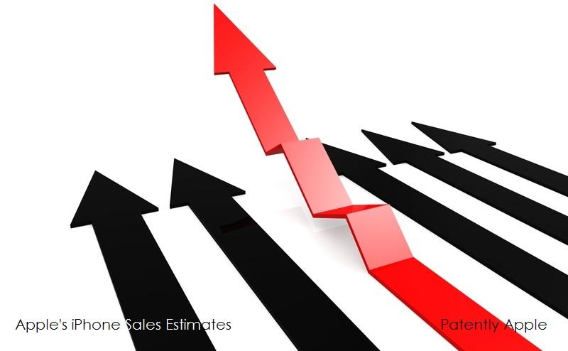 2af - Apple iPhone sales skyrocket sales chart image
