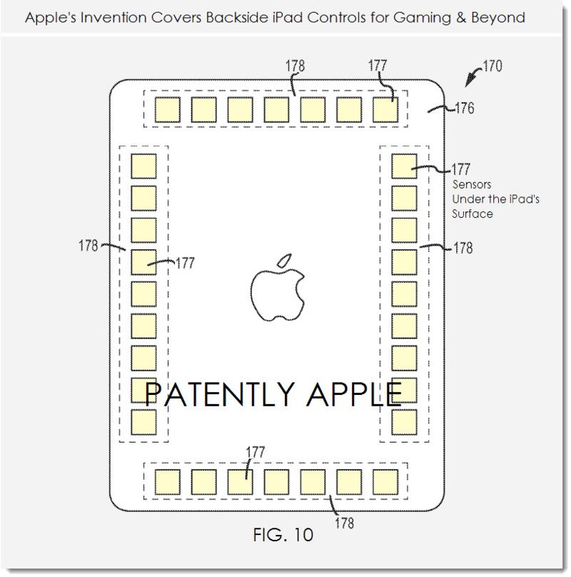 2AF 2014 - 2 -  backside tablet - gaming controls