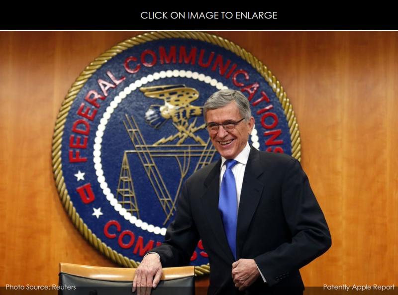 1 cover fcc chairman Wheeler