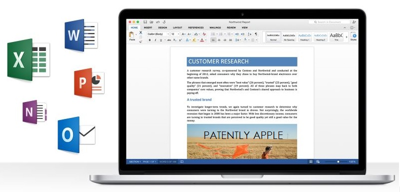 ms office 2012 for mac free