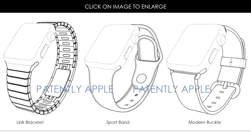 2AF 55 APPLE WATCH BAND STYLES