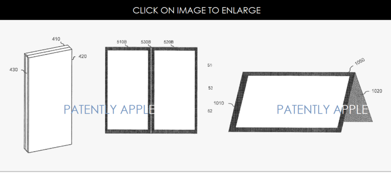 1AF COVER PATENTLY APPLE - DELL INVENTION DUAL DISPLAY TABLET