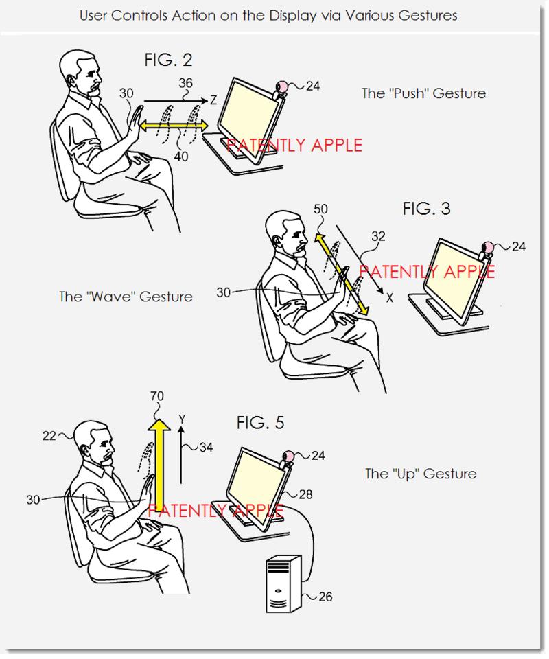 2AF 55 In-Air Gesture patent